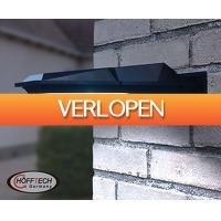 Voordeelvanger.nl 2: 2 x Ultrakrachtige Solar LED wandlamp