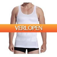 Koopjedeal.nl 3: Figuurcorrigerend ondershirt voor heren
