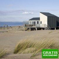 Bekijk de deal van D-deals.nl: Weekend, midweek of week op Roompot vakantiepark in een Beach House op het strand direct aan N.P. de Oosterschelde
