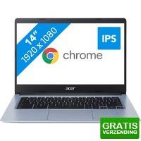 Bekijk de deal van Coolblue.nl 1: Acer Chromebook 314 CB314-1H-C11A