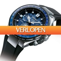 Watch2day.nl: Seiko Astron GPS Executive Sports Titanium Solar 47 MM | SSE167J1