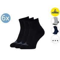 Bekijk de deal van iBOOD Sports & Fashion: 6 paar Nomad Hiking sokken