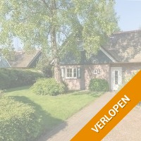 Verblijf in villa op Villapark de Weerribben in Overijssel