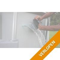 Waterdichte en zelfklevende reparatietape