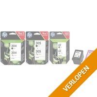 Inktcartridges van HP