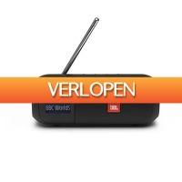Expert.nl: JBL dab radio Tuner 2 zwart