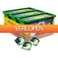 Voordeelvanger.nl: Mega pack Ariel 3-in-1 pods