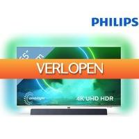 iBOOD Electronics: Philips 4 K UHD 65