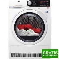 Bekijk de deal van Coolblue.nl 1: AEG T8DBE86W warmtepompdroger