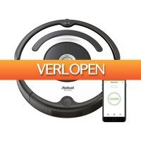 iBOOD.com: iRobot Roomba 675 WiFi robotstofzuiger