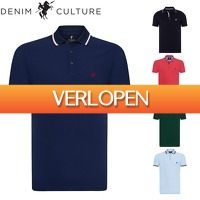 ElkeDagIetsLeuks: Denim Culture polo