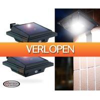 Voordeelvanger.nl: 2 x Hofftech wandlamp Solar LED