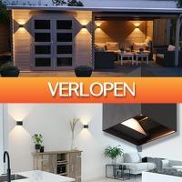 6deals.nl: Mooie waterdichte LED wandlamp