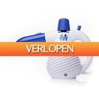 Actie.deals: H2O compacte stoomreiniger