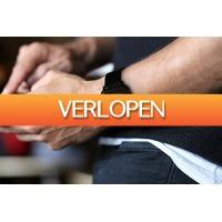 VakantieVeilingen: Veiling: Smartwatch van Dutch Originals