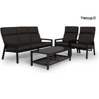 Bekijk de deal van iBOOD Home & Living: Tierra Outdoor lounge set Campo