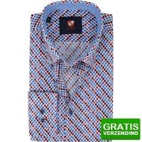 Bekijk de deal van Suitableshop: Suitable overhemd met ruit