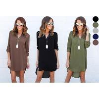 Bekijk de deal van VoucherVandaag.nl: Stylish blouse