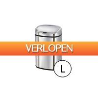 VakantieVeilingen: Veiling: Kitchen Move prullenbak met sensor (58 liter)