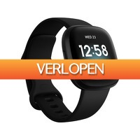 iBOOD.com: Fitbit Versa 3 smartwatch