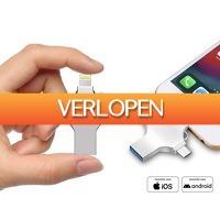 Voordeelvanger.nl 2: 4-In-1 multifunctionele flash drive