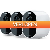 Alternate.nl: Arlo Essential Spotlight camera (3 stuks)