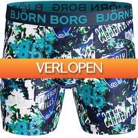 Dagaanbieding: Bjorn Borg LA Beverly Hills Boxer (Maat M)