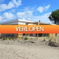 D-deals.nl: Verblijf in een strandchalet op Ameland