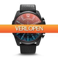 Watch2Day.nl 2: Diesel Mega Chief XL herenhorloge DZ4323
