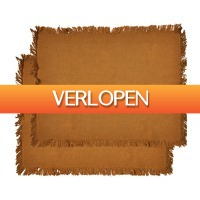 Xenos.nl: Placemats Fringes