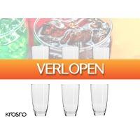 DealDonkey.com 3: Krosno Mixology longdrinkglazen