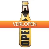 Voordeeldrogisterij.nl: Premium vintage bord flesopener