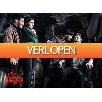 Tripper Tickets: Entreeticket The Amsterdam Dungeon