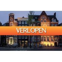 ActievandeDag.nl 1: Luxe hotel in hartje Amsterdam