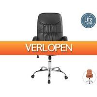 iBOOD Home & Living: Lifa Living ergonomische bureaustoel