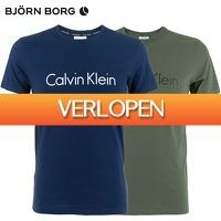 Elkedagietsleuks HomeandLive: T-shirts van Calvin Klein
