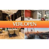 SocialDeal.nl 2: VIP-overnachting voor 2 + ontbijt hartje Den haag