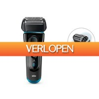 iBOOD.be: Braun Wet & Dry 5140S Scheerapparaat