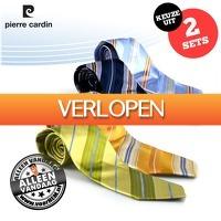 voorHEM.nl: 2 Pierre Cardin stropdassen