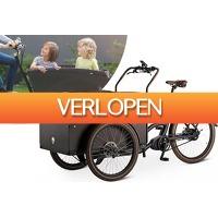 VoucherVandaag.nl 2: Elektrische bakfiets