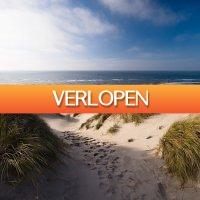 D-deals.nl: 3 dagen aan het Zeeuwse strand