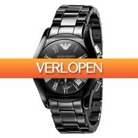 Watch2Day.nl 2: Emporio Armani Ceramica AR1400 Chronograph