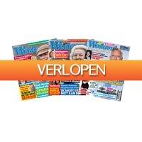 Tripper Producten: Abonnement op tijdschrift Weekend