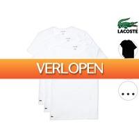 iBOOD Sports & Fashion: 3 x Lacoste T-shirt