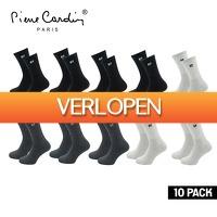 Elkedagietsleuks HomeandLive: 10 paar Pierre Cardin sportsokken