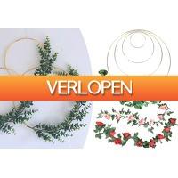 VoucherVandaag.nl 2: Doe-het-zelf bloemenkrans
