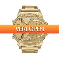 Watch2day.nl: Diesel Mr Daddy 2.0 DZ7399 herenhorloge