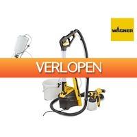 iBOOD DIY: Wagner Flexio 950 HVLP verfspuitsysteem