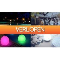ActievandeDag.nl 1: Set van 2 deco lampen