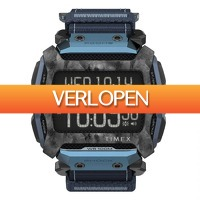 Watch2day.nl: Timex Command Digital Vibration alarm TW5M28700SU